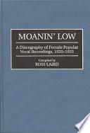 Moanin  Low