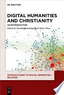 Digital Humanities and Christianity