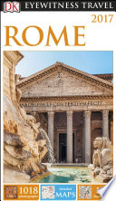 DK Eyewitness Travel Guide Rome Book