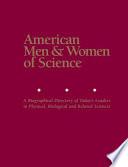 American Men & Women of Science
