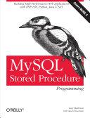 MySQL Stored Procedure Programming [Pdf/ePub] eBook