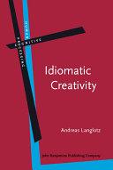 Idiomatic Creativity