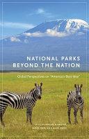 Pdf National Parks beyond the Nation
