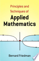 Principles and Techniques of Applied Mathematics