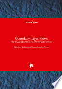Boundary Layer Flows