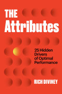 The Attributes Book