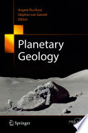 Planetary Geology Book