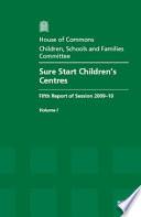Sure Start children's centres