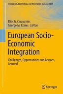 European Socio Economic Integration