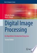 Digital Image Processing Book