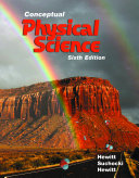 Conceptual Physical Science Book