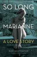 So Long, Marianne Pdf/ePub eBook
