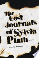 Book cover for The lost journals of Sylvia Plath