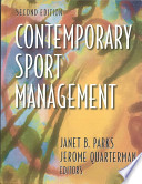 Contemporary Sport Management