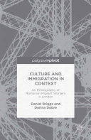 Culture and Immigration in Context [Pdf/ePub] eBook