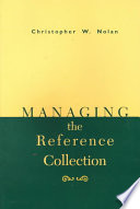 Managing The Reference Collection