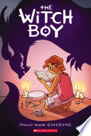 The Witch Boy Molly Knox Ostertag Cover