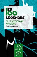 Pdf Les 100 légendes de la mythologie nordique Telecharger