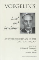 Voegelin s Israel and Revelation