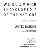 Worldmark Encyclopedia of the Nations: United Nations