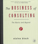 The Business of Consulting