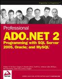 Professional ADO NET 2