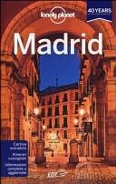 Guida Turistica Madrid. Con cartina Immagine Copertina