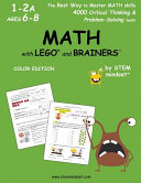 Math With Lego And Brainers Grades 1 2a Ages 6 8
