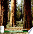 Forest Ecosystem Health in the Inland West