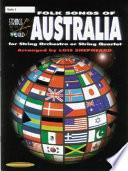 Folk Songs Of Australia