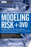 Modeling Risk Dvd