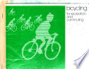Bicycling for Recreation and Commuting