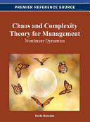 Chaos and Complexity Theory for Management  Nonlinear Dynamics