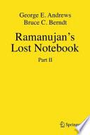 Ramanujan s Lost Notebook Book