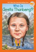 Who Is Greta Thunberg? Pdf/ePub eBook