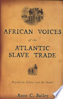 African Voices of the Atlantic Slave Trade Read Online