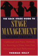 The Back Stage Guide to Stage Management Book