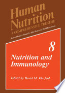 Nutrition and Immunology Book