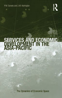 Services and Economic Development in the Asia Pacific