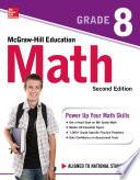McGraw Hill Education Math Grade 8  Second Edition
