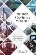Gender, Power, and Violence [Pdf/ePub] eBook