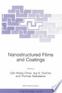 Nanostructured Films And Coatings Book PDF