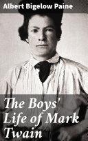 The Boys  Life of Mark Twain Book PDF