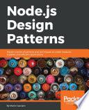 Node js Design Patterns Book