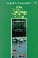 How to Read the Bible for All Its Worth Book