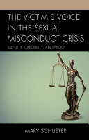 The Victim s Voice in the Sexual Misconduct Crisis