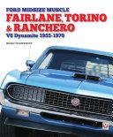 Ford Midsize Muscle     Fairlane  Torino   Ranchero