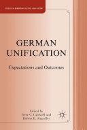 Pdf German Unification Telecharger