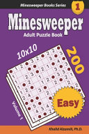 Minesweeper Adult Puzzle Book