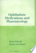 Ophthalmic Medications and Pharmacology Book
